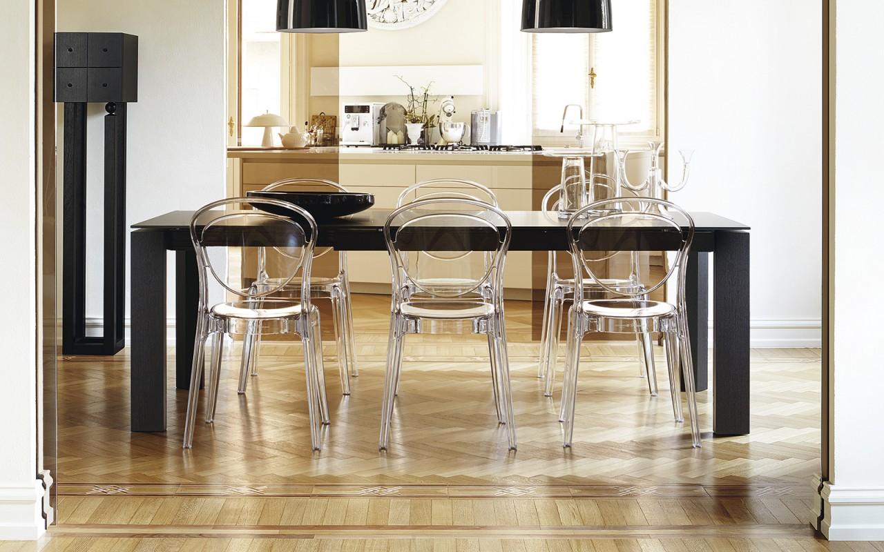Parisienne sedia sedie e sgabelli torino calligaris