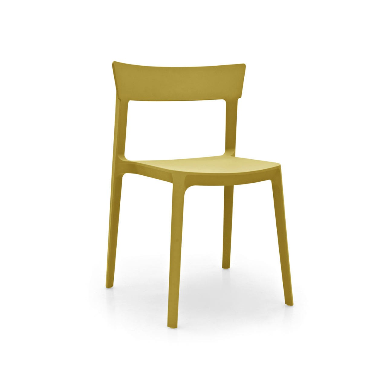 Skin sedia sedie e sgabelli torino calligaris arredamenti traiano - Sedia skin calligaris ...