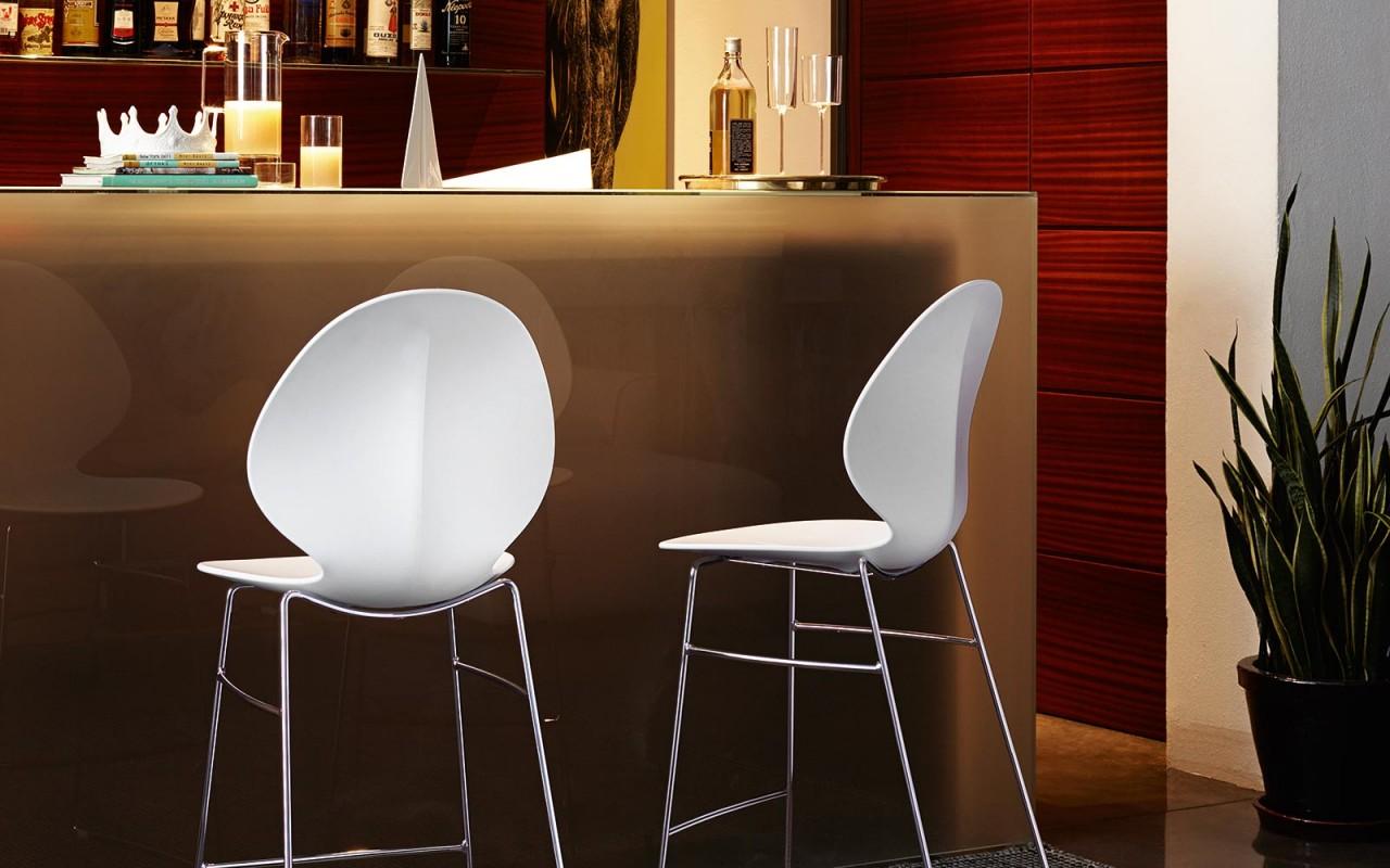 Sgabelli Cucina Calligaris : Basil sgabello sedie e sgabelli torino calligaris