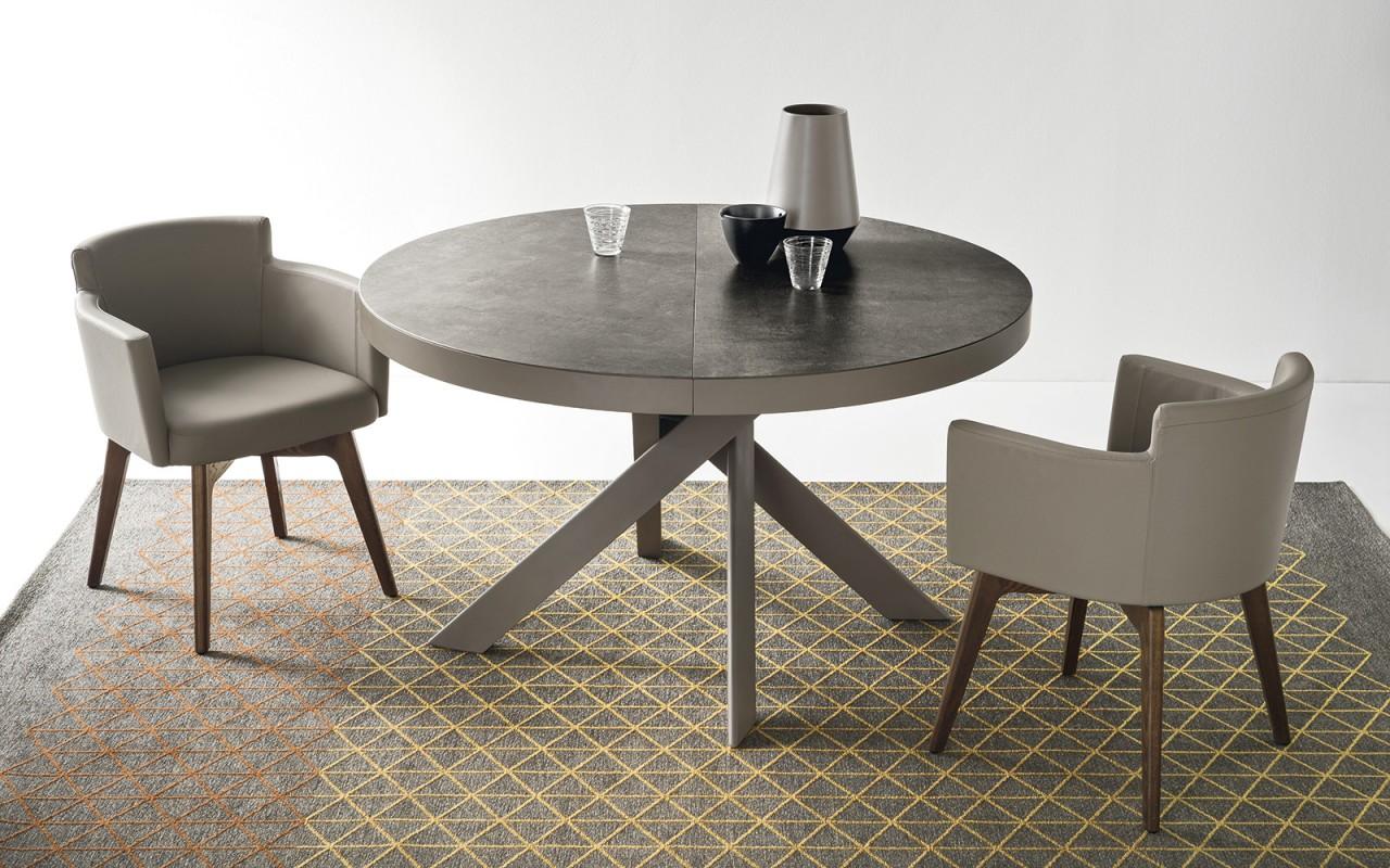 Tivoli tavolo allungabile tavoli torino calligaris - Tavolo allungabile calligaris ...