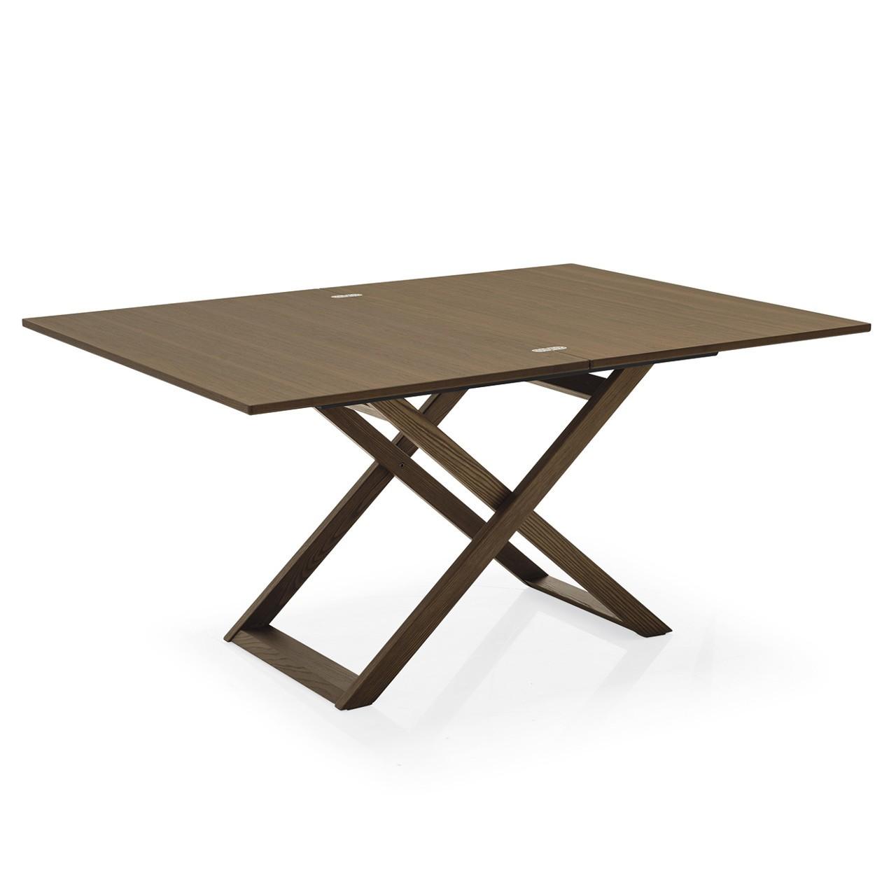 Tavolino Trasformabile In Tavolo Da Pranzo.Sottosopra Tavolino Trasformabile Spazio Ingegno Torino