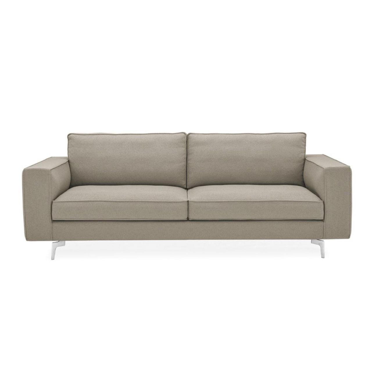 Square divano componibile divani e relax torino calligaris arredamenti traiano - Divano doppia seduta ...