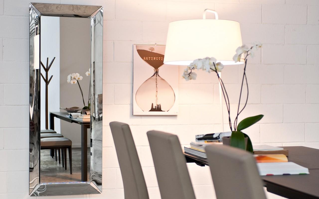 Pleasure specchio complementi d 39 arredo torino for Complementi arredo torino