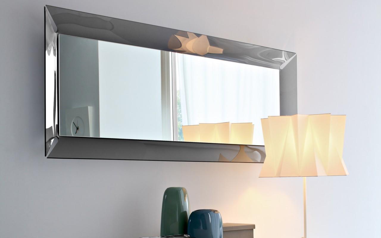 Pleasure specchio complementi d 39 arredo torino for Spazio arredo torino