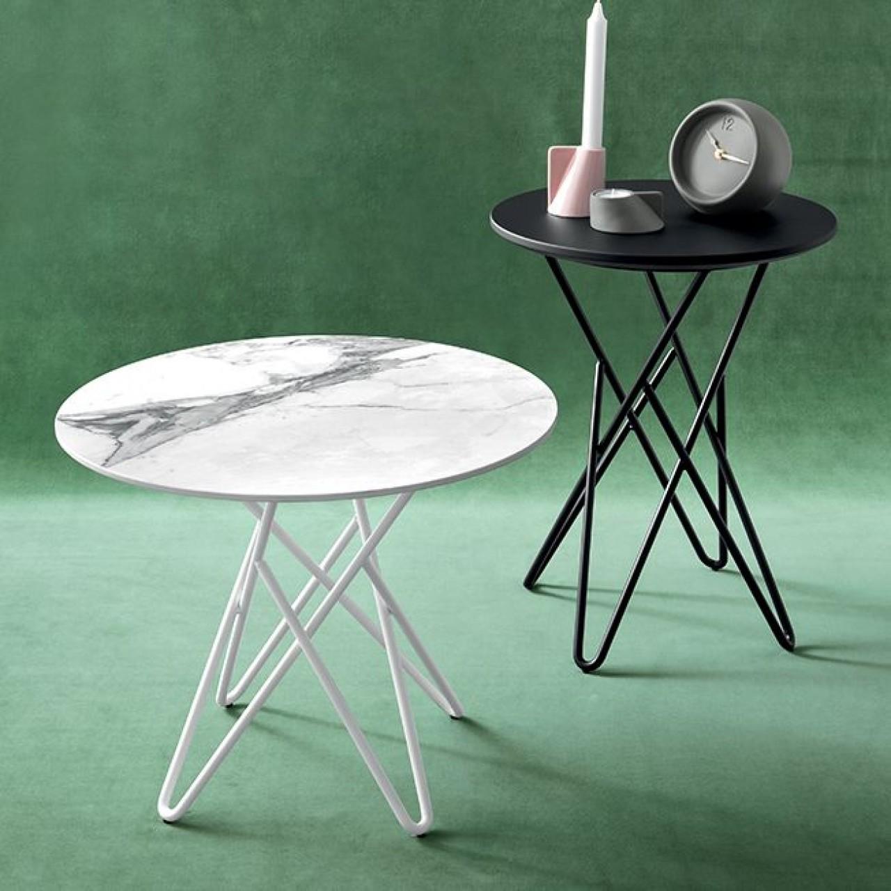 Stellar tavolino fisso complementi d 39 arredo torino for Complementi arredo torino