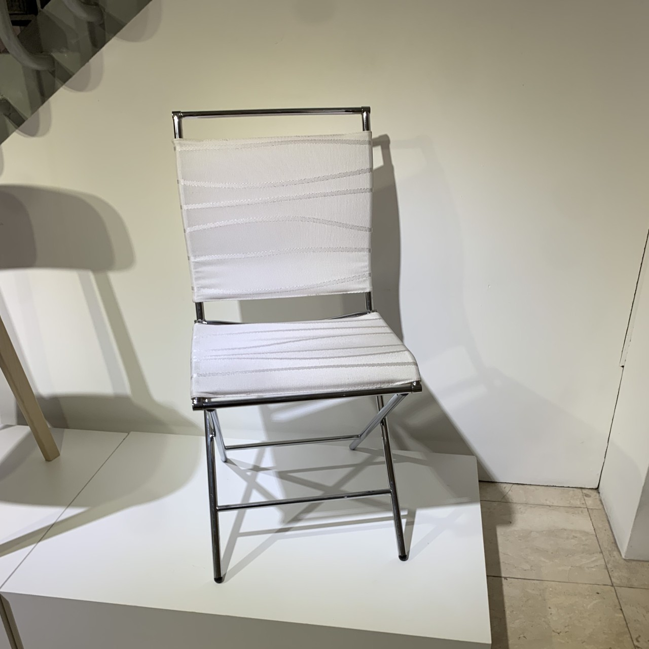 Air folding sedia pieghevole outlet calligaris torino for Spazio arredo torino